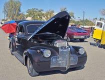 De Chevrolet cupê 1940 de clube de luxe especial imagem de stock