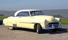 De 1951 Chevrolets Bel Air luxe Stockfotos