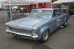 De chevy raceauto van Chevrolet Royalty-vrije Stock Afbeelding