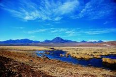 De Chileense Woestijn Royalty-vrije Stock Foto