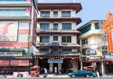 De Chinatown van Bangkok Stock Fotografie