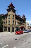 De Chinatown van Chicago Stock Afbeeldingen