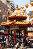 De Chinatown van Kobe Royalty-vrije Stock Foto's
