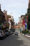 De Chinatown van San Francisco Royalty-vrije Stock Foto's