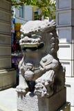 De Chinatown van San Francisco stock fotografie