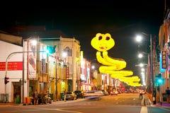 De Chinatown van Singapore Royalty-vrije Stock Foto