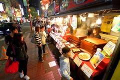 De Chinatown van Yokohama Royalty-vrije Stock Fotografie