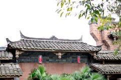 De Chinese antieke bouw Stock Foto