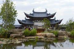 De Chinese bouw royalty-vrije stock foto's