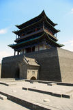 De Chinese bouw Royalty-vrije Stock Foto