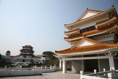 De Chinese bouw stock fotografie