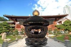De Chinese Brander royalty-vrije stock afbeelding