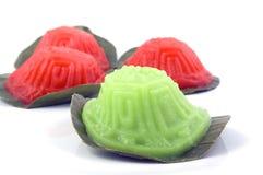De Chinese Cake van de Pinda Stock Afbeeldingen
