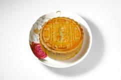 De Chinese Cakes van de Maan Stock Afbeelding