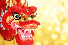 De Chinese Decoratie van het Nieuwjaar Stock Afbeelding