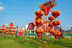 De Chinese Decoratie van het Nieuwjaar Royalty-vrije Stock Fotografie
