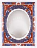 De Chinese frames van de porseleinfoto Royalty-vrije Stock Foto's