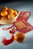 De Chinese Groet van het Nieuwjaar Royalty-vrije Stock Afbeelding