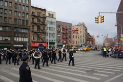 De Chinese het Nieuwjaarviering van 2014 in NYC 82 Royalty-vrije Stock Foto's
