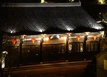 De Chinese historische bouw Royalty-vrije Stock Afbeeldingen