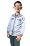 De Chinese jongen Royalty-vrije Stock Afbeelding