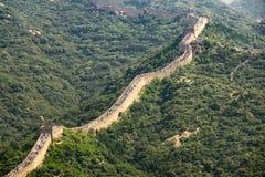 De Chinese muur Royalty-vrije Stock Foto