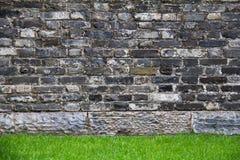 De Chinese Oude Muur van de Stad Royalty-vrije Stock Afbeelding