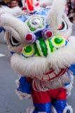 De Chinese Parade van het Nieuwjaar Royalty-vrije Stock Foto