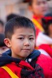De Chinese parade van het Nieuwjaar in Milaan Stock Fotografie