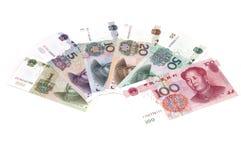 De Chinese rekeningen van de reeks Royalty-vrije Stock Fotografie