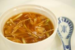 De Chinese soep van de haaienvin Royalty-vrije Stock Foto
