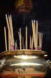 De Chinese stad Maleisië van tempelchina Royalty-vrije Stock Fotografie