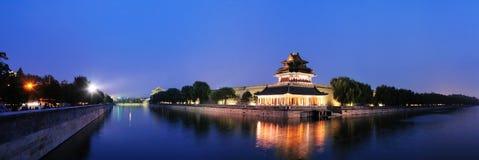 De Chinese stijlbouw Royalty-vrije Stock Foto's