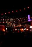 De Chinese Viering van het Nieuwjaar stock foto's