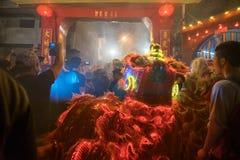 De Chinese Viering van het Nieuwjaar Stock Afbeelding