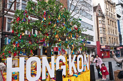De Chinese vieringen van het Nieuwjaar. Royalty-vrije Stock Fotografie