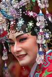 De Chinese Vieringen van het Nieuwjaar - Bangkok - Thailand Royalty-vrije Stock Fotografie