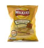De Chips van kaastoastie Royalty-vrije Stock Fotografie