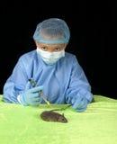 De chirurg van de jongen Stock Foto