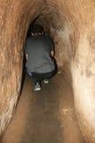 De chitunnels van Cu royalty-vrije stock foto