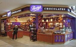 De Chocoladeopslag van Purdy in Toronto Stock Afbeelding