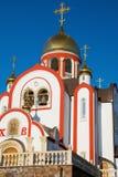 De christelijke kerk Stock Foto's