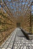 De christelijke tuin, Tuinen van de wereld, Berlijn Stock Foto