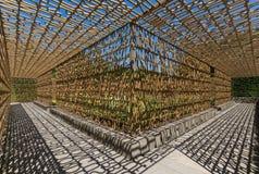 De christelijke tuin, Tuinen van de wereld, Berlijn Royalty-vrije Stock Afbeelding