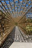 De christelijke tuin, Tuinen van de wereld, Berlijn Royalty-vrije Stock Foto's