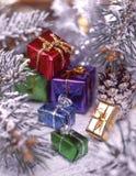 De Christmass vida ainda Fotografia de Stock Royalty Free