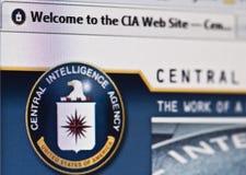 De CIA Stock Fotografie