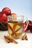 De cider van de appel stock fotografie