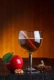 De cider van de appel Stock Foto's