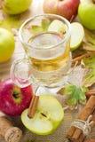 De cider van de appel royalty-vrije stock fotografie